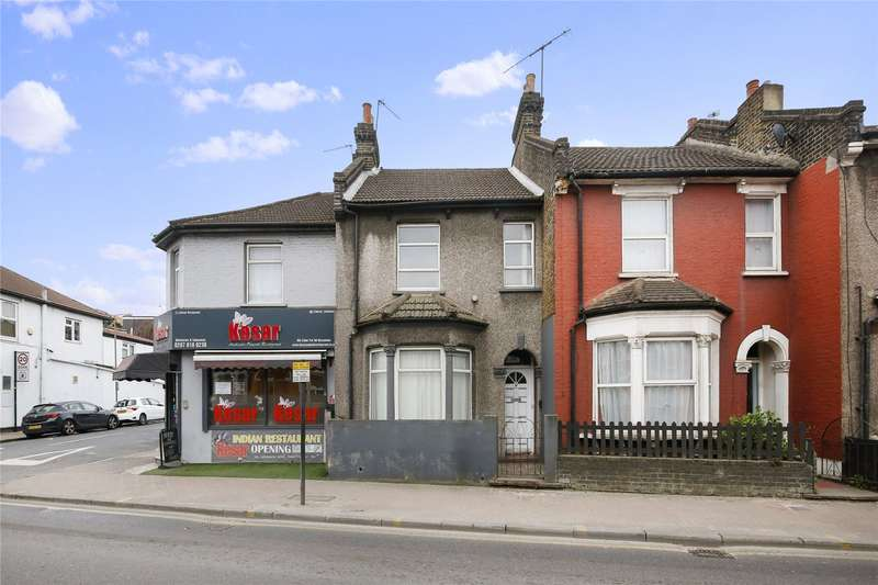 3 Bedrooms Terraced House for sale in Woolwich Road, Charlton, SE7