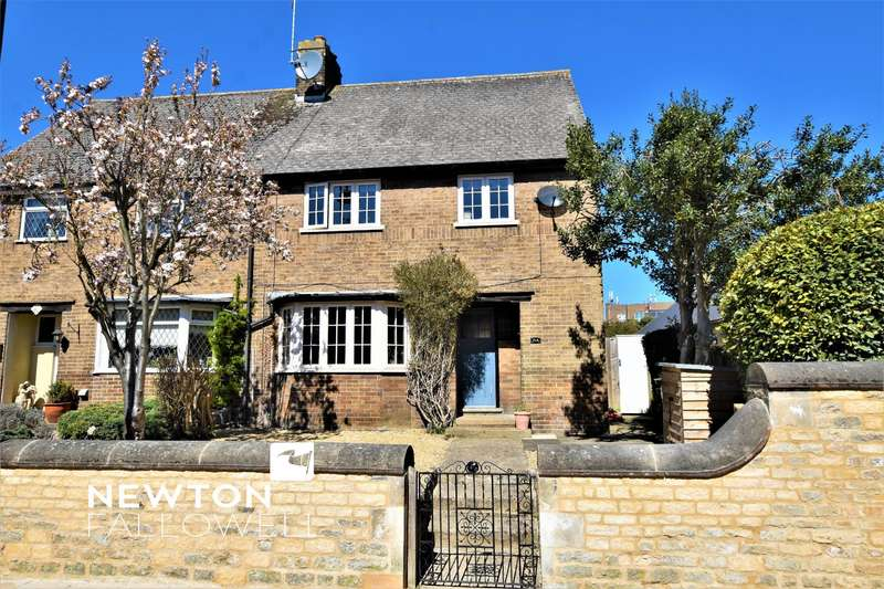 4 Bedrooms Semi Detached House for sale in St. Peters Street, Stamford