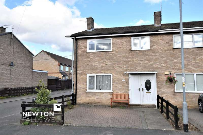 3 Bedrooms End Of Terrace House for sale in Elizabeth Road, Stamford