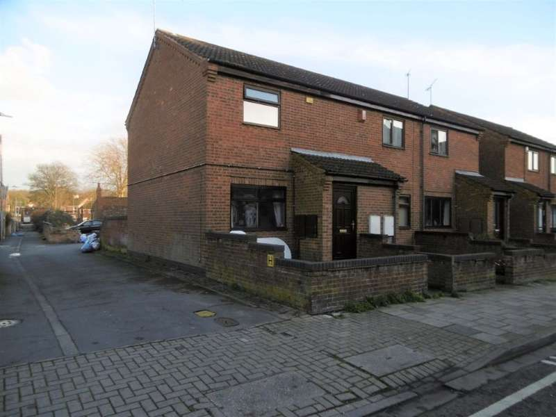 2 Bedrooms Terraced House for sale in 43 Lea Road, Gainsborough
