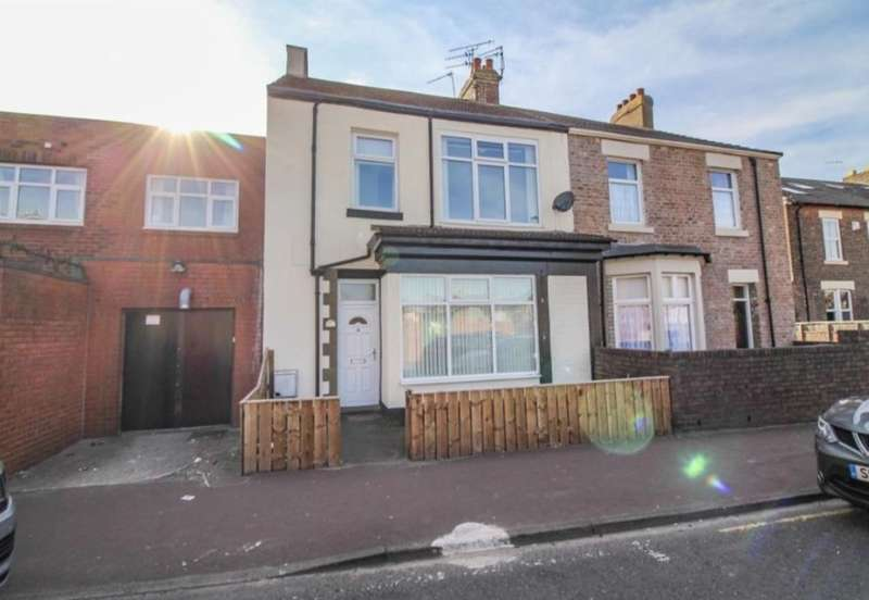 3 Bedrooms Terraced House for sale in Regent Road, Gosforth, Newcastle Upon Tyne