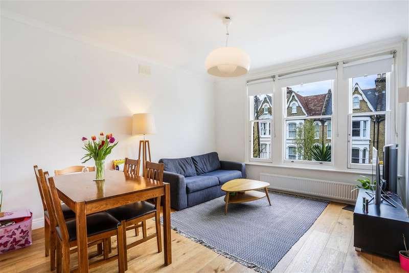 2 Bedrooms Apartment Flat for sale in Yerbury Road, London