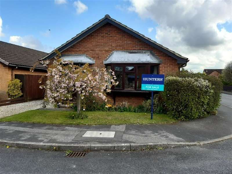 3 Bedrooms Bungalow for sale in Queens Court, Louth, LN11 8RR