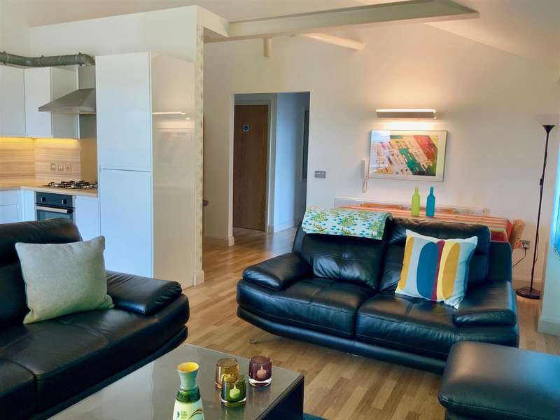 3 Bedrooms Apartment Flat for rent in Raleigh Street, Nottingham