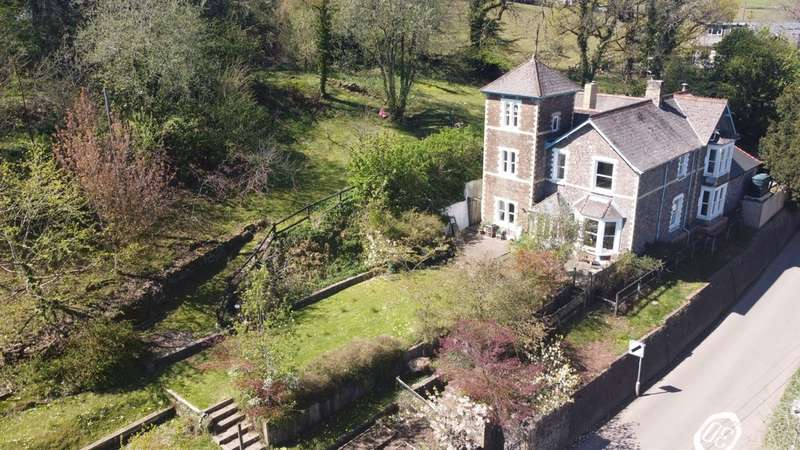 6 Bedrooms Detached House for sale in Rhiwbina Hill, Rhiwbina, Cardiff