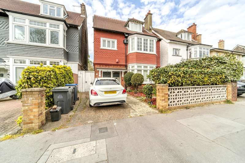 5 Bedrooms Detached House for sale in Craignish Avenue, London, SW16