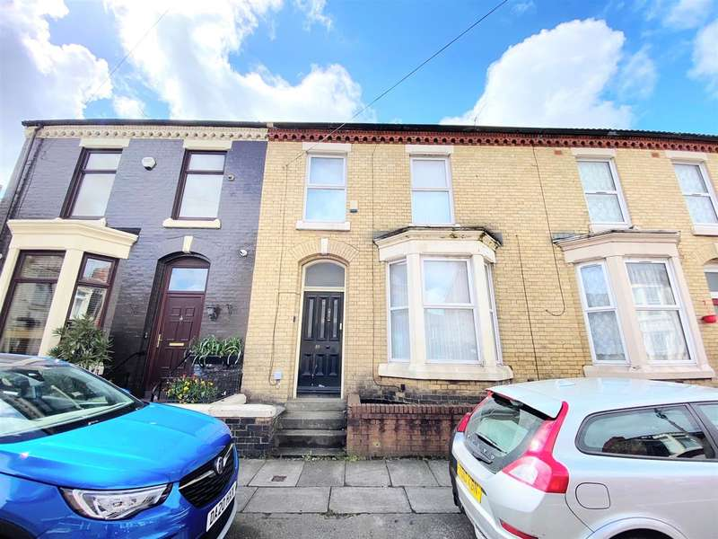5 Bedrooms Terraced House for sale in Esmond Street, Anfield, Liverpool
