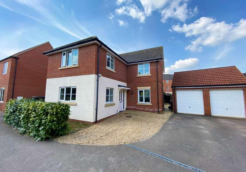 4 Bedrooms Detached House for sale in Water Lane, Bourne