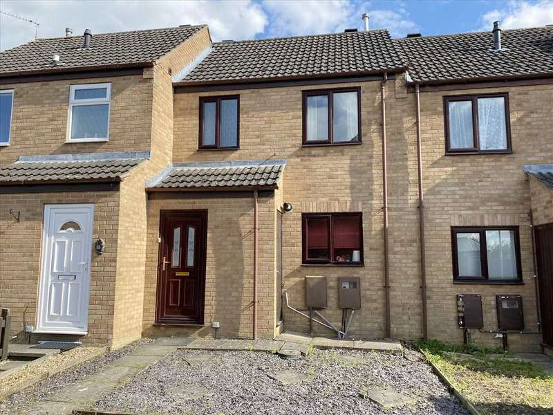 2 Bedrooms Terraced House for sale in Spring Gardens, Sleaford