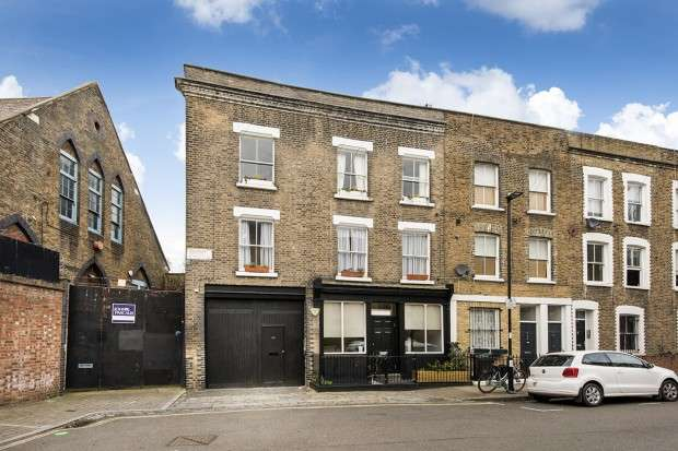 2 Bedrooms Flat for sale in Gifford Street, Islington, N1
