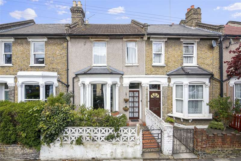 3 Bedrooms Terraced House for sale in Gurdon Road, Charlton, SE7