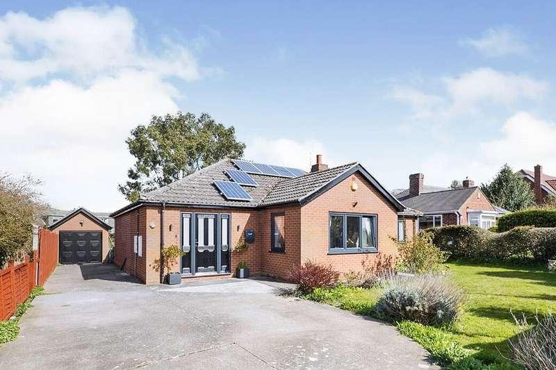 3 Bedrooms Detached Bungalow for sale in Navigation Lane, Caistor, Market Rasen, LN7