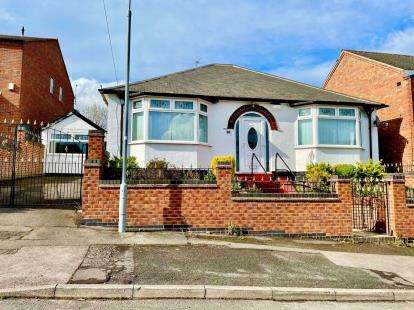 3 Bedrooms Bungalow for sale in Redland Grove, Carlton, Nottingham