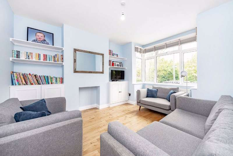 4 Bedrooms House for sale in Rectory Lane, Tooting, London