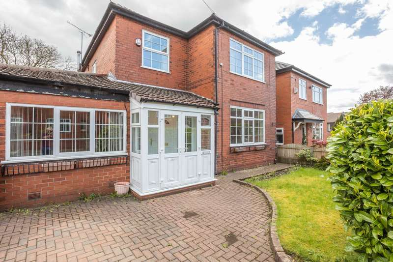 4 Bedrooms Semi Detached House for sale in Butt Hill Avenue, Manchester