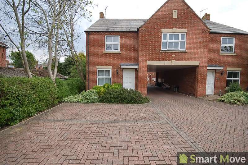 1 Bedroom Flat for rent in St. Thomas Road, Spalding, Lincolnshire. PE11 2TJ