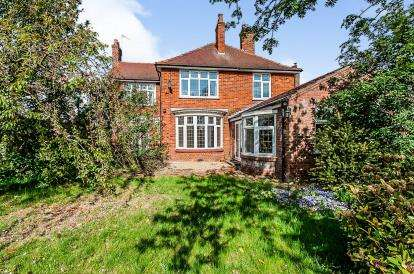 4 Bedrooms Detached House for sale in London Road, Boston, Lincolnshire, England