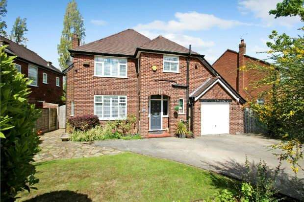 5 Bedrooms Detached House for sale in Norris Road, Sale