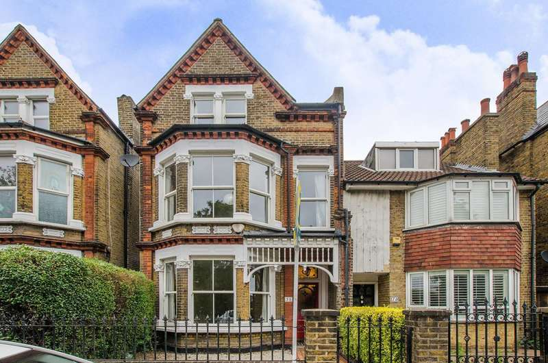 6 Bedrooms Semi Detached House for rent in Charlton Road, Blackheath, SE3