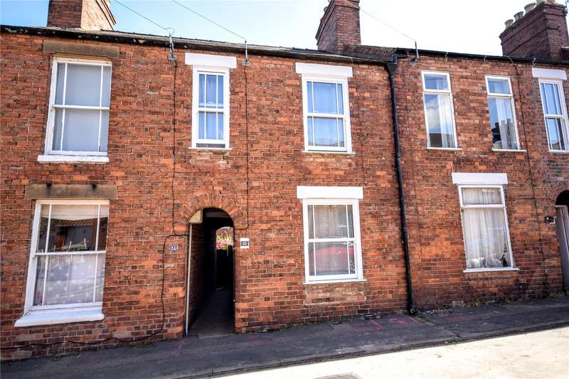 2 Bedrooms House for sale in Ashley Road, Louth, LN11