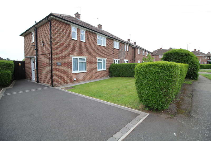 3 Bedrooms Semi Detached House for sale in Thorpe Road, Shepshed