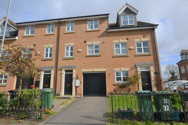 3 Bedrooms Property for sale in Ned Ludd Close, Anstey LE7