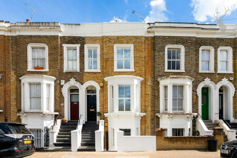 1 Bedroom Flat for sale in Alderney Road, Stepney, London
