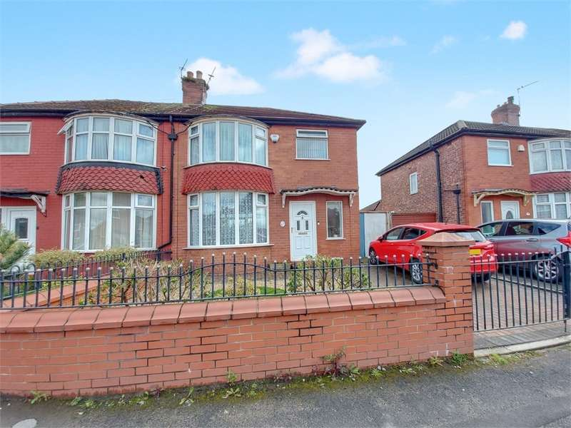 3 Bedrooms Semi Detached House for sale in Mcconnell Road, Moston, Manchester