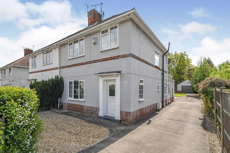 3 Bedrooms Semi Detached House for sale in Hartsholme Drive, Lincoln, Lincolnshire, LN6