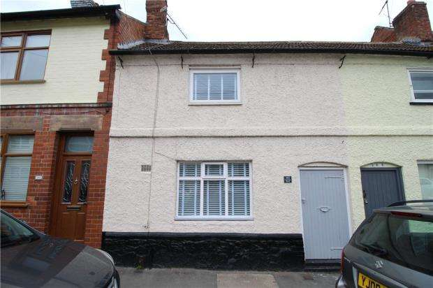 2 Bedrooms Terraced House for sale in Leicester Road, Mountsorrel, Loughborough