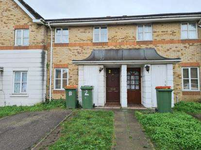 3 Bedrooms Terraced House for sale in Beckton, London