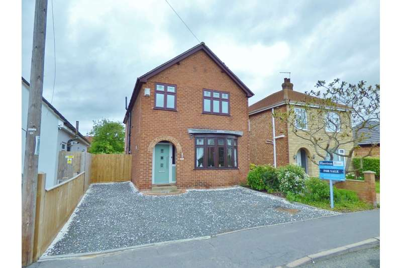 4 Bedrooms Detached House for sale in Pennygate, Spalding, Lincolnshire