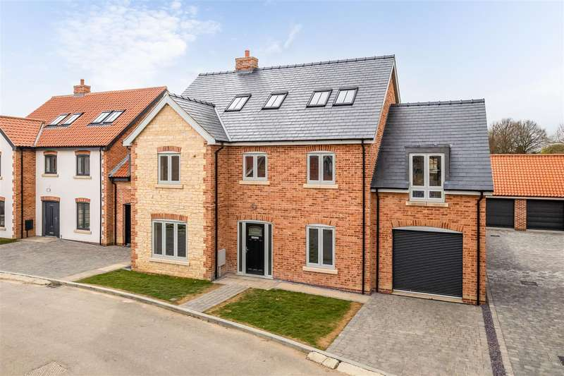 6 Bedrooms Detached House for sale in High Street, Scampton, Lincoln