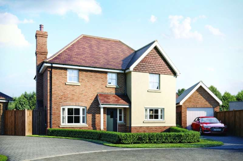 4 Bedrooms Detached House for sale in The Sycamore, Pavilion View