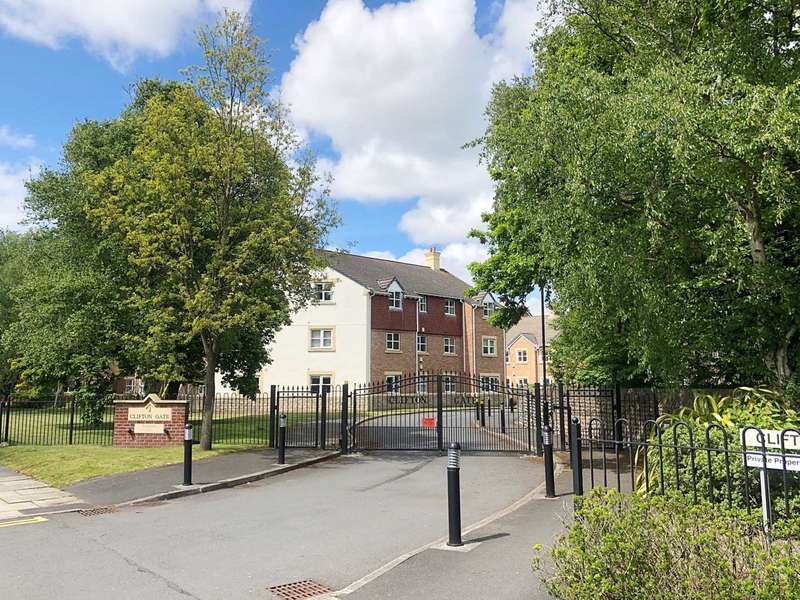 4 Bedrooms Duplex Flat for sale in Clifton Gate, South Park, Lytham