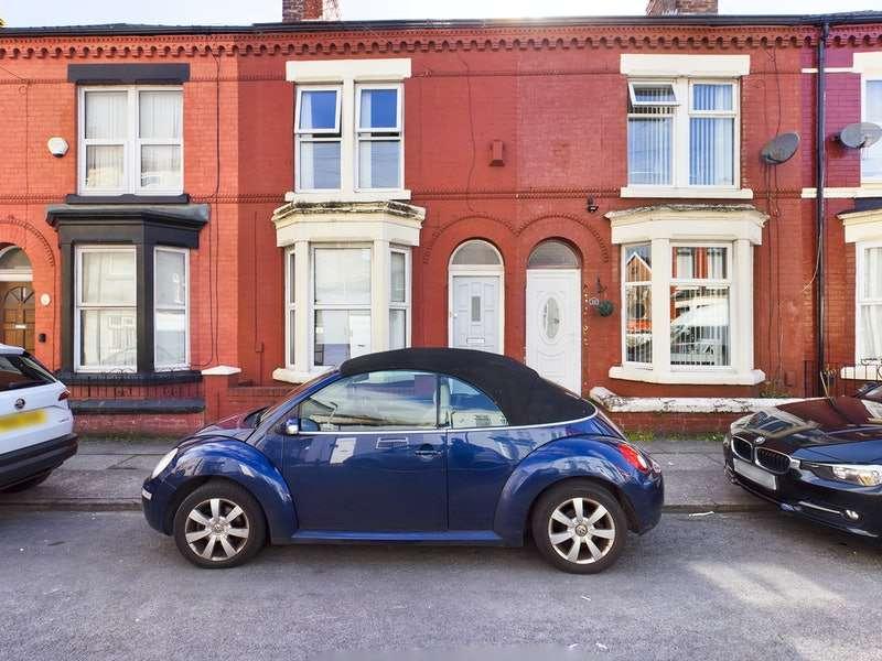3 Bedrooms Terraced House for sale in Nixon Street, Liverpool, Merseyside, L4