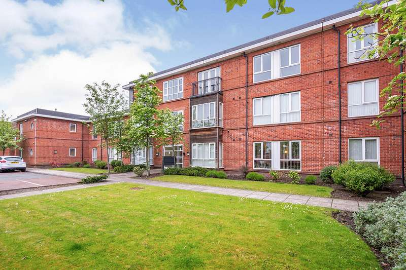 2 Bedrooms Apartment Flat for sale in Gilmartin Grove, Liverpool, Merseyside, L6