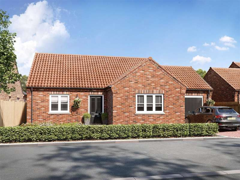 3 Bedrooms Detached Bungalow for sale in Mill Green Road, Pinchbeck, Spalding, PE11