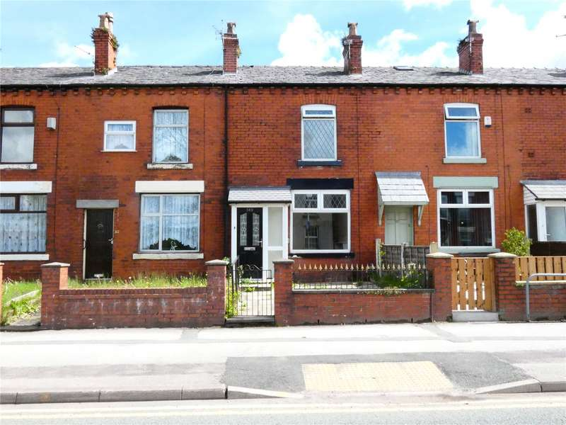 2 Bedrooms Terraced House for sale in Wigan Road, Bolton, BL3