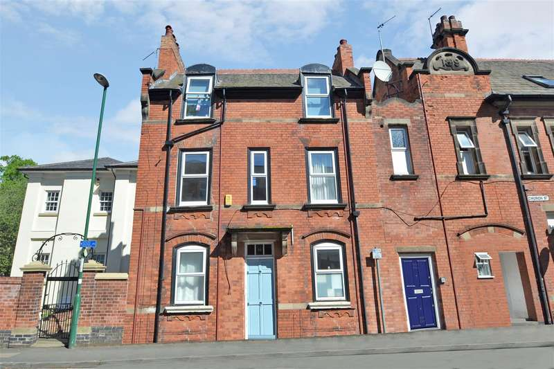 6 Bedrooms House for sale in Church Street, Lenton, Nottingham