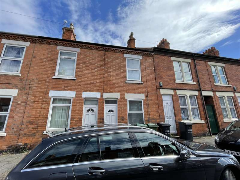 2 Bedrooms Terraced House for sale in Station Street, Loughborough, LE11 5EE