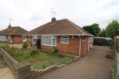2 Bedrooms Bungalow for sale in Cheddar Road, Wigston, Leicester, Leicestershire