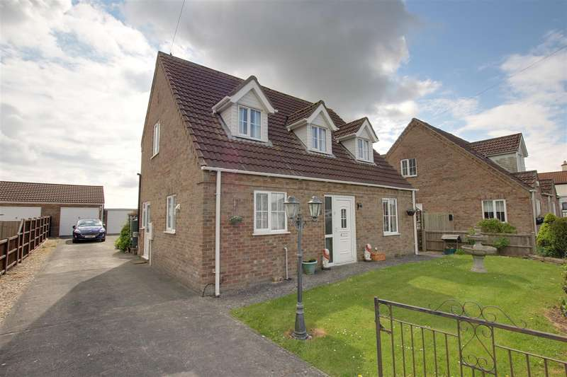 3 Bedrooms Detached House for sale in Mumby Road, Huttoft