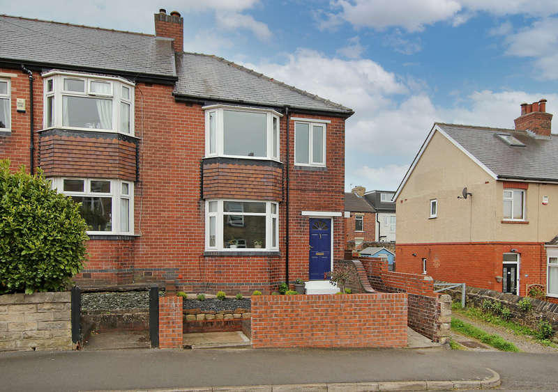 3 Bedrooms Terraced House for sale in Toftwood Road, Crookes