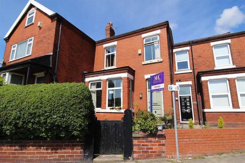 3 Bedrooms Terraced House for sale in Mesnes Road, Swinley, Wigan, WN1 2DE