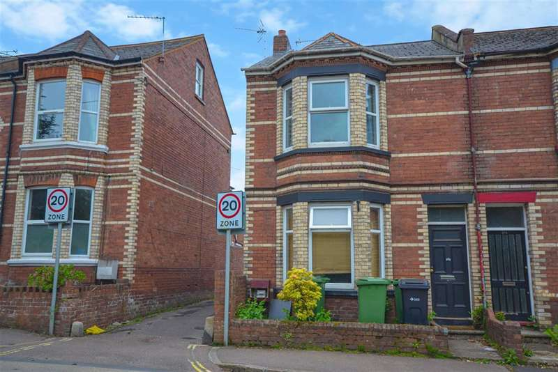 5 Bedrooms Semi Detached House for sale in Magdalen Road, Exeter, EX2 4TU