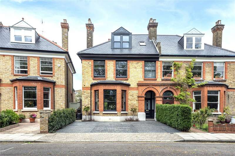 5 Bedrooms Semi Detached House for sale in Turlewray Close, London, N4