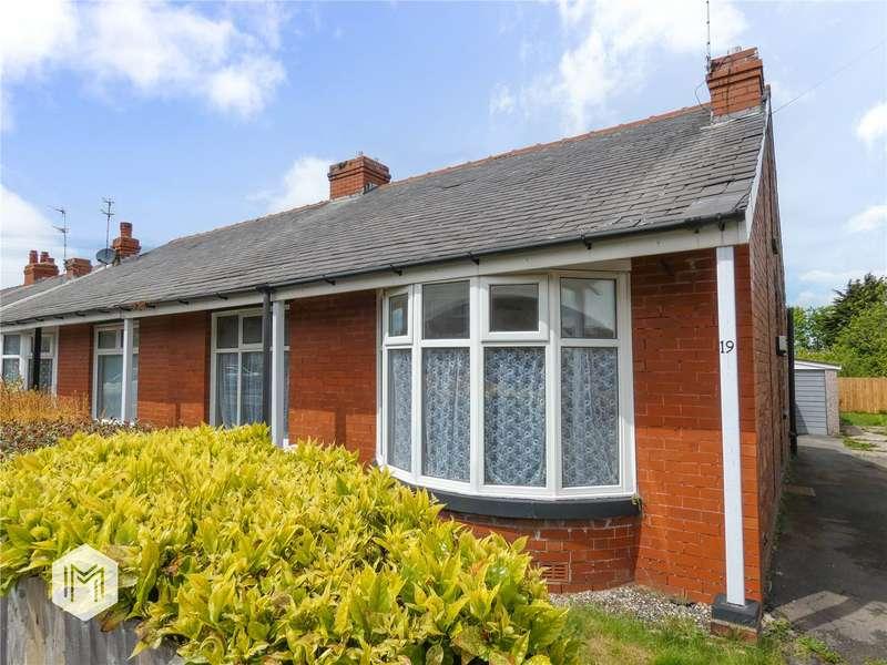 2 Bedrooms Semi Detached Bungalow for sale in Westfield Avenue, Blackpool, FY3