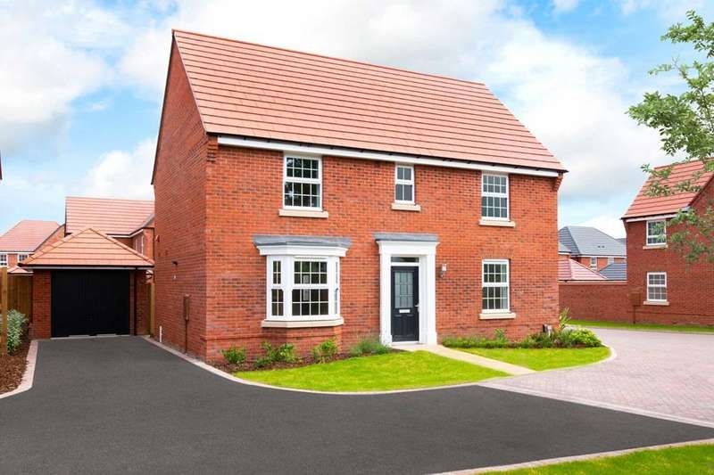 4 Bedrooms House for sale in Layton, The Skylarks, Rempstone Road, East Leake, LOUGHBOROUGH, LE12 6PW