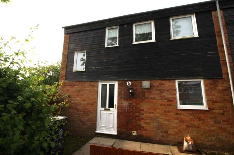 3 Bedrooms Terraced House for sale in Oronsay Road, Leicester, LE4